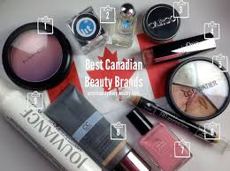 5 of our favourite canadian beauty brands picture