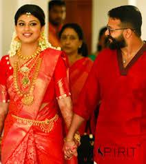 bridal makeup actor jayraya s sister in law sharanya