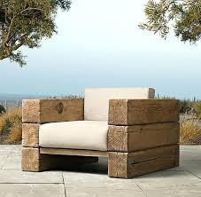 Exterior Wood Chairs Outdoor Chair Cushions Furniture Chair Cushions