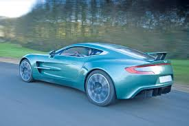 aston martin one 77 green. aston martin one77 rear cornering one 77 green m