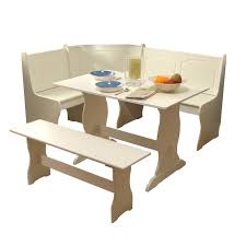 three piece dining set: alcott hillampreg bronzewood  piece dining set