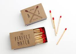personalized matches for weddings. the perfect match diy 2 personalized matches for weddings