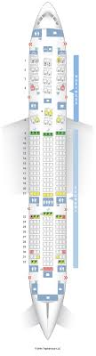 seatguru seat map aeromexico boeing 787 8 788