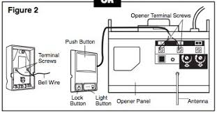 wiring diagram for garage door opener sensors wiring genie garage door safety sensor wiring diagram images genie model on wiring diagram for garage door