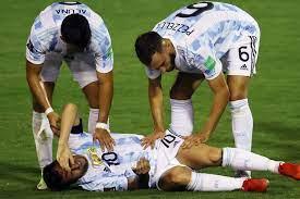 موعد مباراة الأرجنتين والبرازيل في تصفيات كأس العالم 2022 والقنوات الناقلة