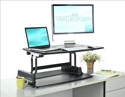 computer stand up desk ing stand up computer desktop