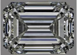 emerald chart emerald cut diamonds assessment chart guide in depth information