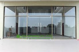 all glass entry door cool commercial glass front doors with whole commercial glass entry
