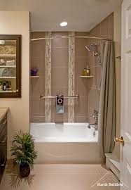 marvelous curved shower curtain rod contemporary bathroom for rounded decorations 18