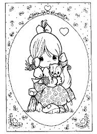 Small Picture 14 best Precious Moment Coloring Pages images on Pinterest