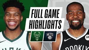 Game Recap: Nets 125, Bucks 123 - YouTube