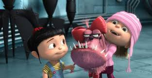 agnes, kyle, edith despicable me