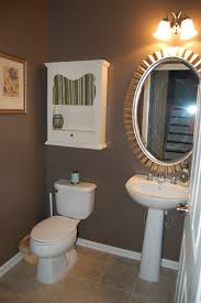 Powder room bathroom color Projects Pinterest