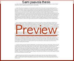 sami paavola thesis homework writing service sami paavola thesis persuasive essay rubric for 5th grade regional planning thesis sami paavola