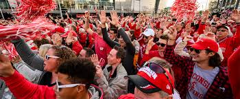 Fan Pep Rally Full of Surprising Moments, Appearances – Rose Bowl 2020 –  UW–Madison