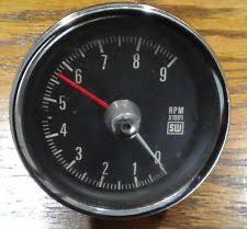 stewart warner parts accessories stewart warner sw mechanical 9000 9k rpm tachometer tach