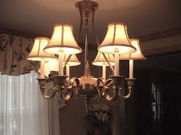 elegant chandelier light covers