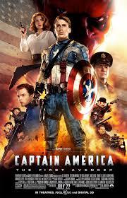 Capitão América O Primeiro Vingador