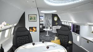 Aircraft Cabin Interior Design