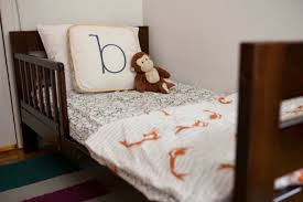 image of pottery barn toddler bedding
