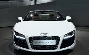 2010 Audi R8 spider – pictures, information and specs - Auto ...