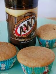 a w root beer flavored cupcakes get a w 7up canada dry