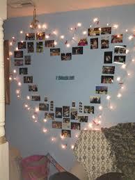 Make A Photo Heart And Put Lights Around It Sftycrush Diy