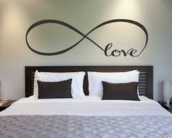 Wall Sticker Quotes Mesmerizing Infinity Love Quotes Wall Decal Quotes Vinyl Art Stickers