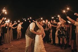 Svatba V Noci Večerní Romantika Pod Hvězdami Vše O Svatbě