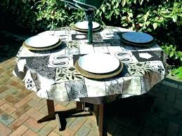 bed bath and beyond outdoor tablecloths nice table cloth architecture stunning small round outdoor tablecloth with
