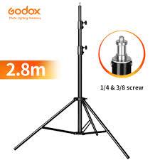 Tripod Shop Light Online Shop Godox 280cm 2 8m Heavy Duty Video Studio Light