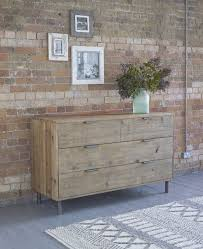industrial style bedroom furniture. nice industrial style bedroom furniture baxter round 4 drawer chest warehouse from