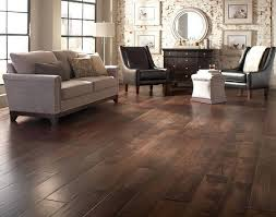 Hardwood Floors Living Room On Living Room Inside Dark Wood 19