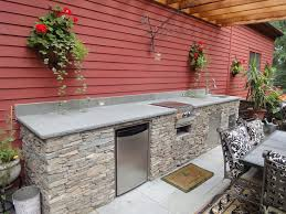 outdoor grill with sink how to build outdoor kitchen cabinets outdoor cabinet plans