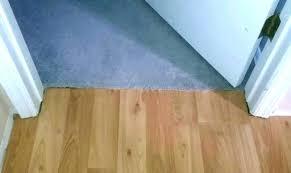tile doorway transition tile doorway transition installing strip tile to carpet threshold transitions