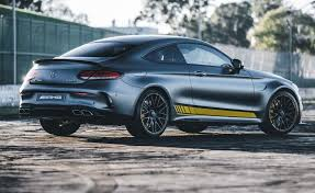 The more expressive front splitter, spoiler lip with integral. Mercedes Amg C63 S Coupe Review On Track With Amg S Latest Brawler