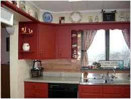 Red And Grey Kitchen Designs Kitchen Red Kitchen Decorating Ideas Pinterest Red Kitchen