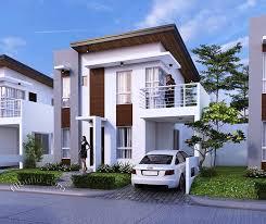 minimalist modern double y house