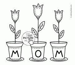 Small Picture Happy Birthday Coloring Pages For Mom Coloring Coloring Pages