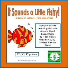 Subject And Verb Agreement Anchor Chart Subject Verb Agreement Anchor Chart Worksheets Teaching