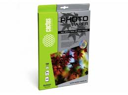 Купить <b>фотобумагу</b> для принтера Cactus CS-GA418050E (<b>A4</b> ...