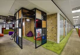 architects office design. A Flexible And Dynamic Office Design From Boytorun Architects: PepsiCo Turkey Architects