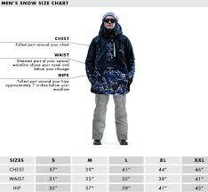 Oneill Textured Ski Snowboard Jacket Mens