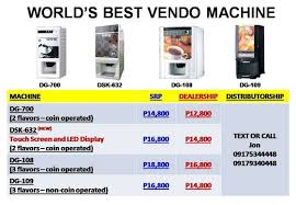 Vending Machine Franchise Philippines Interesting Nescafe Vending Machine Franchise Philippines Best Machine 48