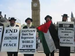 Image result for protest against zionism