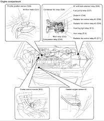 38una air conditioner 2002 suzuki not working on 2003 suzuki aerio fuel pump relay location