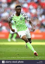 Ahmed Musa, Nigeria Stock Photo - Alamy