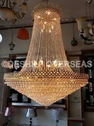 beaded chandelier crystal vintage chandelier manufacturer from firozabad