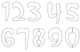 number templates 1 10 free coloring pages of number 0 template mcoloringmcoloring number 0