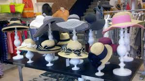 Great way to display hats